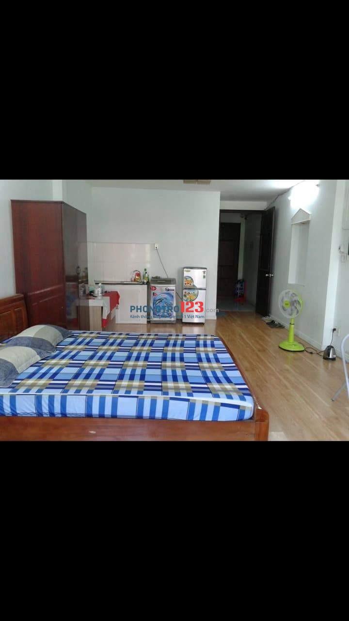 Cho thuê phòng rộng giá rẻ, có máy giặt riêng đường Hùng Vương, Quận 5