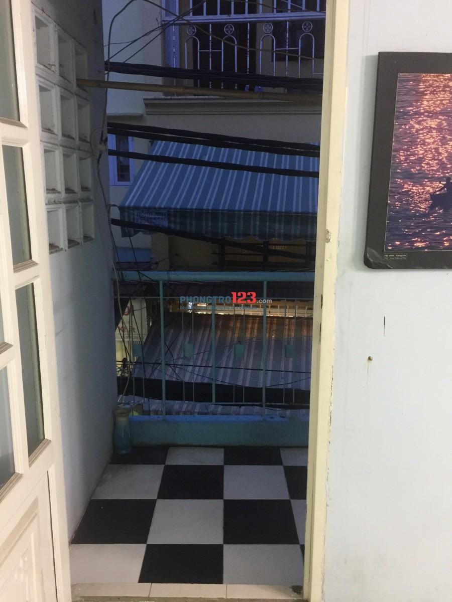 Cho thuê phòng trọ nhà nguyên căn, tầng 1