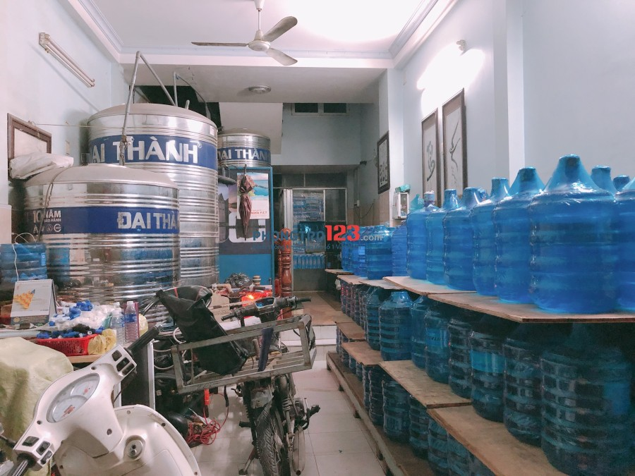 Cần bán cổ phần hoặc sang nhượng lại cty nước tại Lý Chiêu Hoàng, Q.6. LH: Ms Hương giá sang nhượng 1,5 tỷ