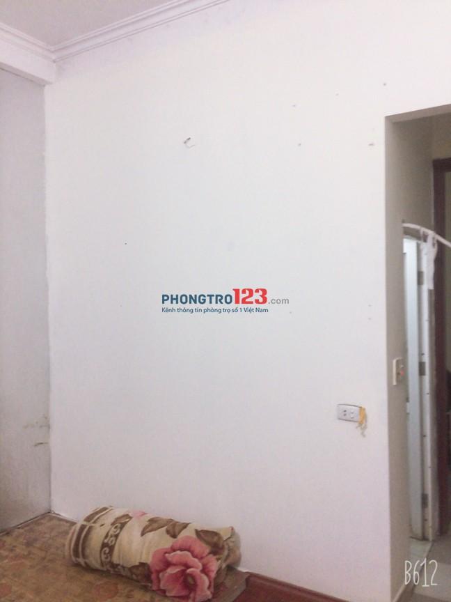 Cho thuê phòng trọ Tân Mai vệ sinh khép kín
