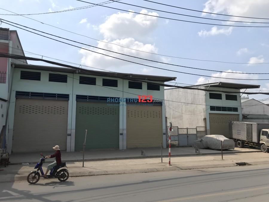 Cho thuê nhà nguyên căn 5x40 mặt tiền Võ Văn Vân, Vĩnh Lộc B, giá 18tr/tháng. LH: Mr Nhật