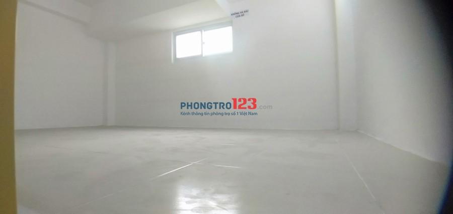 Phòng Tầng trệt,Gác lửng,Giờ TD,Ra-Vào bằng thẻ từ tại 167 HTP,cạnh KCX Tân Thuận,Giá 3,2tr