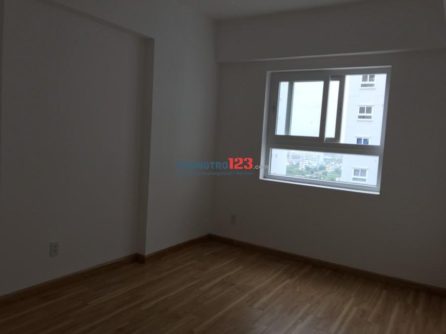 Cho thuê căn hộ góc mới 100% 2PN 65m2 Prosper Plaza Quận 12, giá 7,5tr/tháng. LH: Mr Nhơn