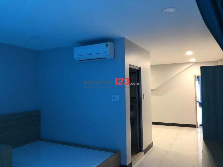 Căn hộ mini FULL tiện nghi, có thang máy, ban công Nguyễn Kiệm, Quận Phú Nhuận