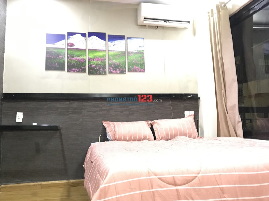 Căn hộ mini cao cấp Trần Phú, Quận 5