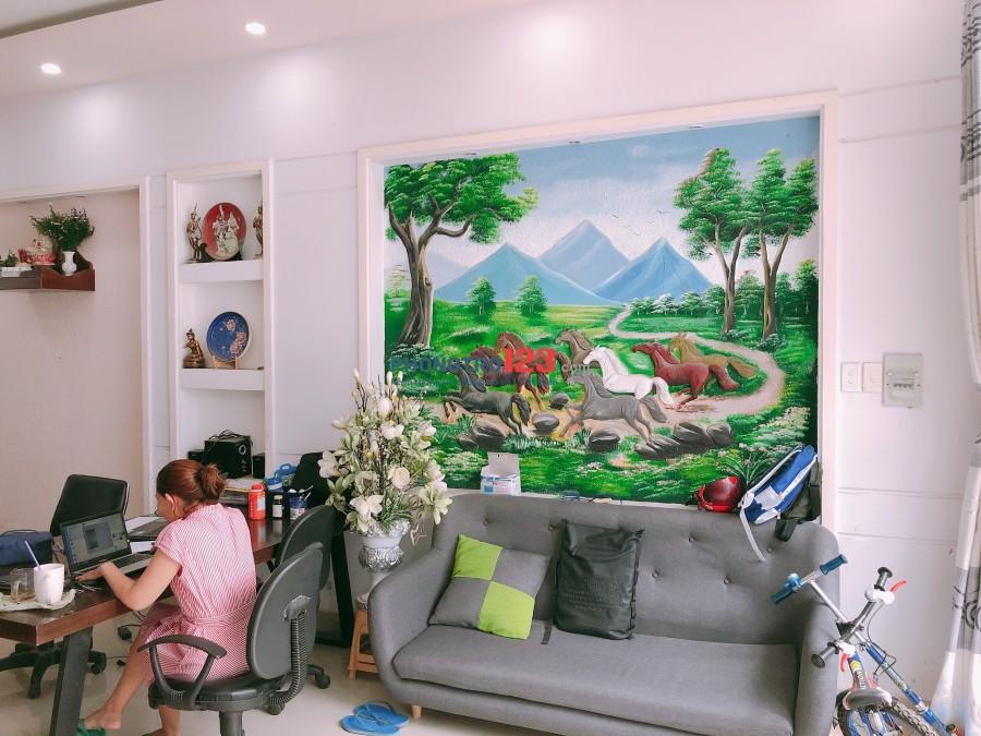 Cho thuê nhà nguyên căn 3 lầu 5x20 tại Đường số 14, P.Bình Trưng Đông, Q.2. LH: Ms Hiền