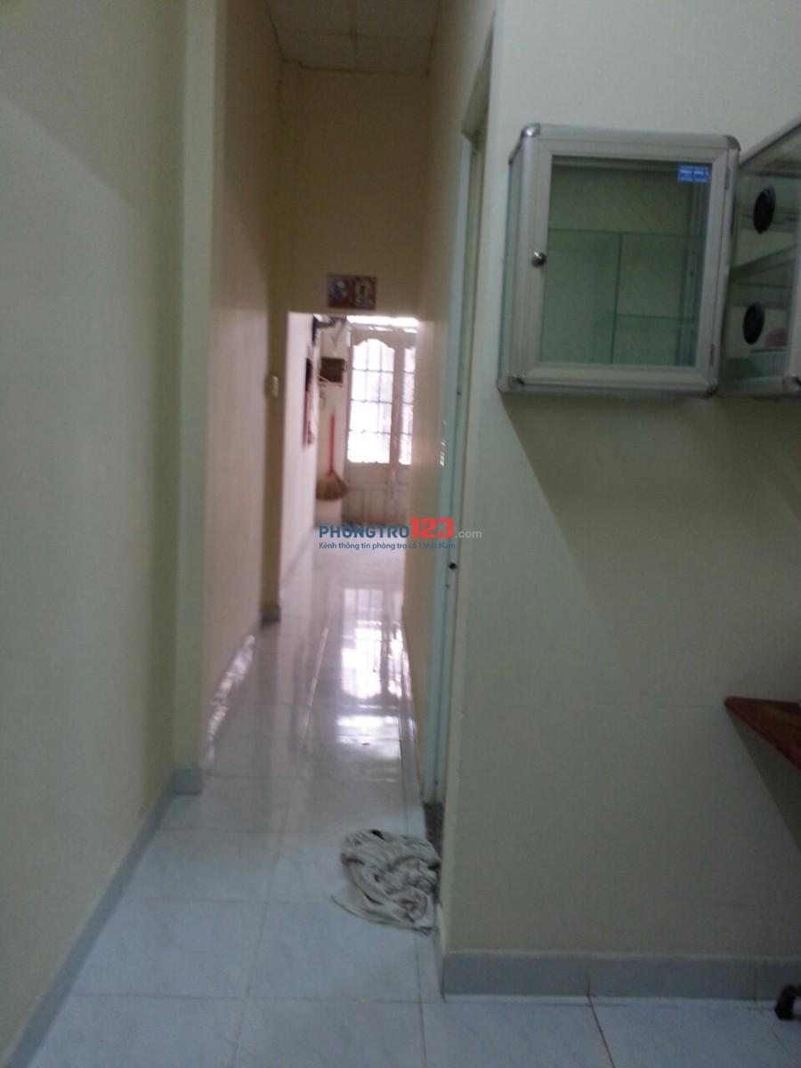 Nhà 75m2, 1 trệt 1 lầu (hẻm xe hơi) Quận Tân Bình, giá 7tr