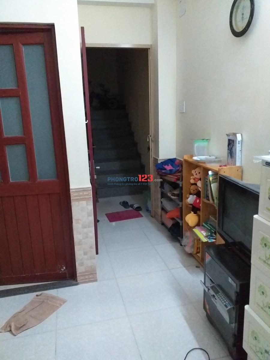 Phòng mới 22m Ba Vì, P.4, Tân Bình