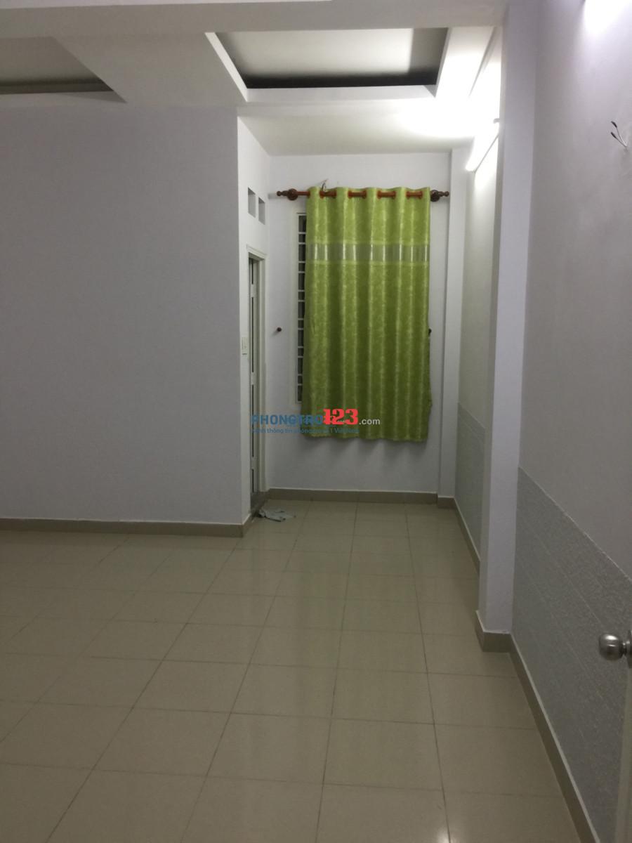 Chính Chủ cho thuê phòng trọ 20m2, giá 3tr7, bao điện nước, 13 Nguyễn Sỹ Sách, F15, Tân Bình