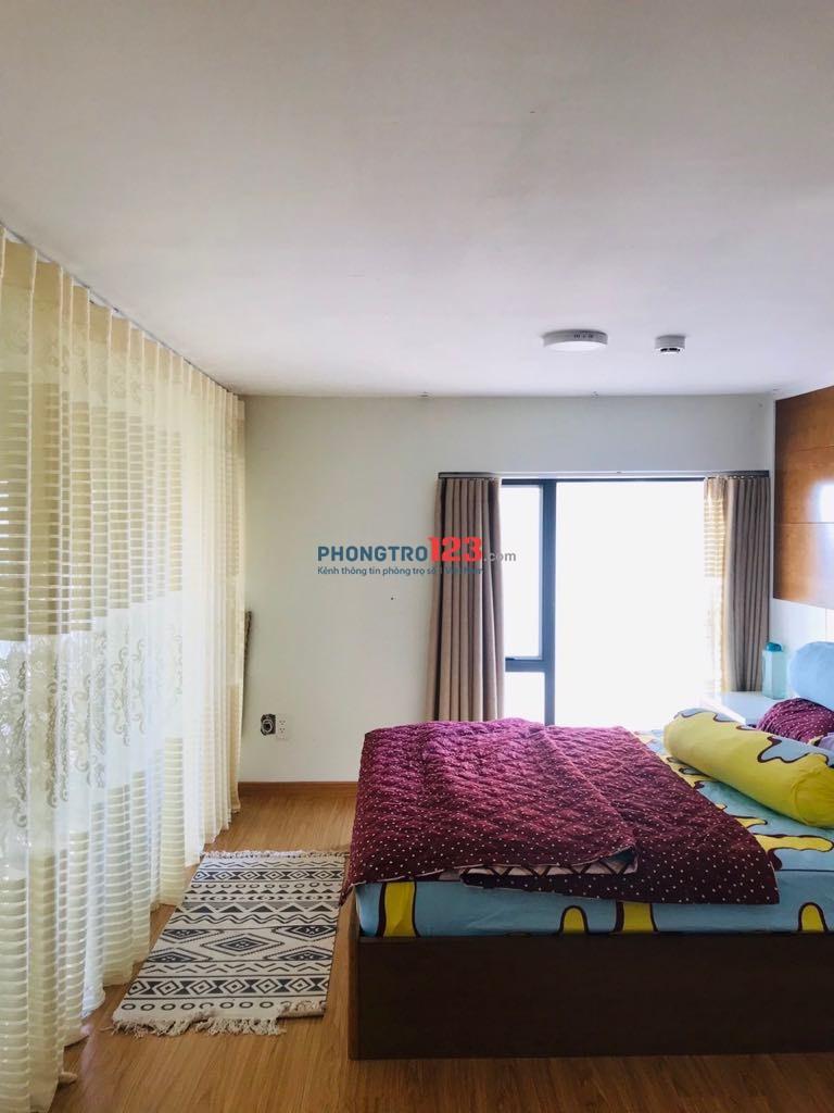 Căn hộ cao cấp cho thuê full nội thất