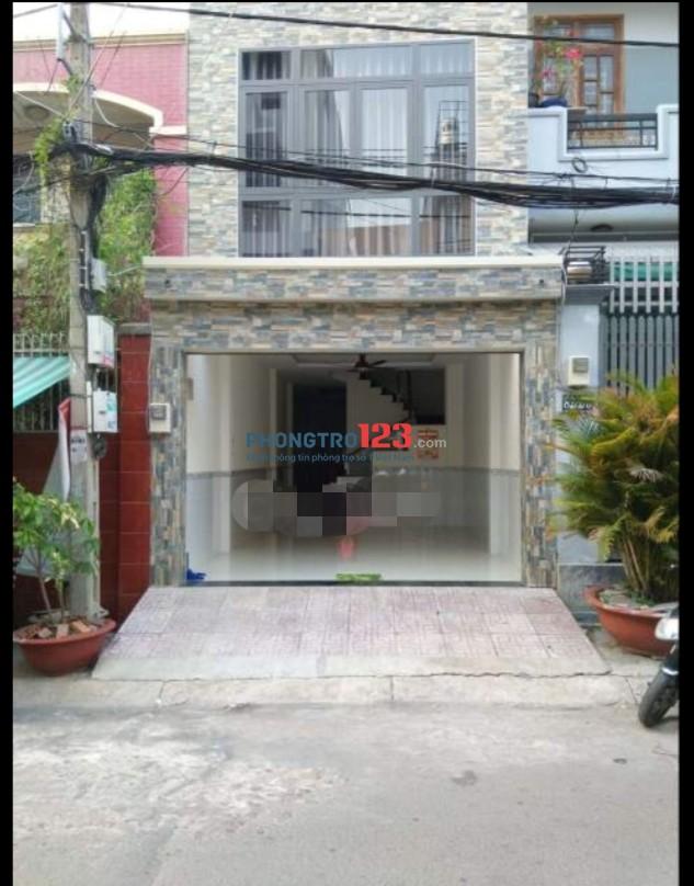 Cho thuê phòng mới xây full nội thất Hẻm xe tải Đường Đinh Bộ Lĩnh, Bình Thạnh, giá 5tr/tháng