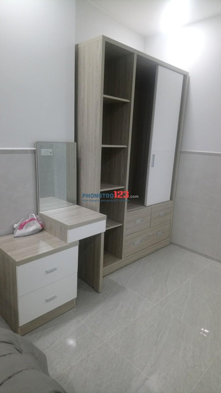 Cho thuê căn hộ thông minh cao cấp Trần Xuân Soạn, Q.7