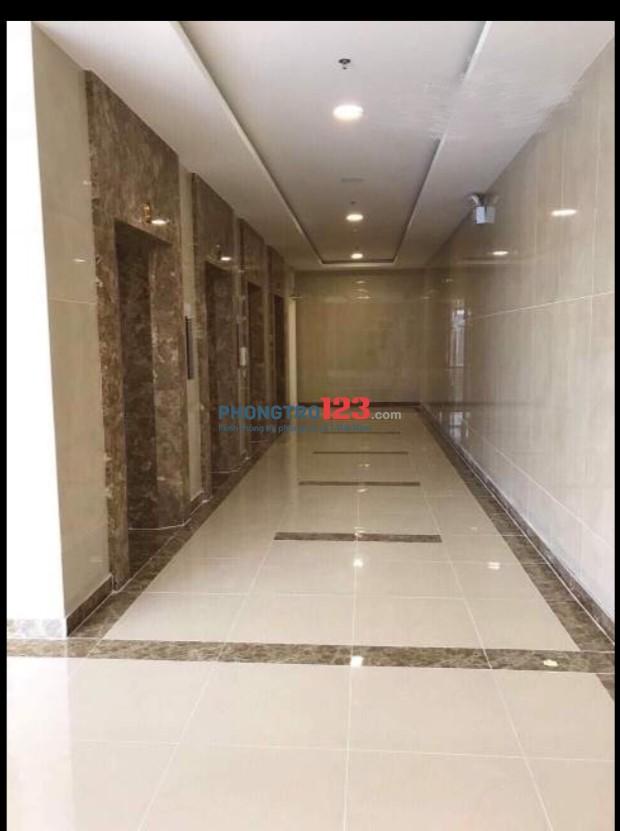 Cho thuê căn hộ 9 view mới tinh 58m2 2pn tại Phước Long B, Q.9, giá 7tr/tháng. LH Mr Nam
