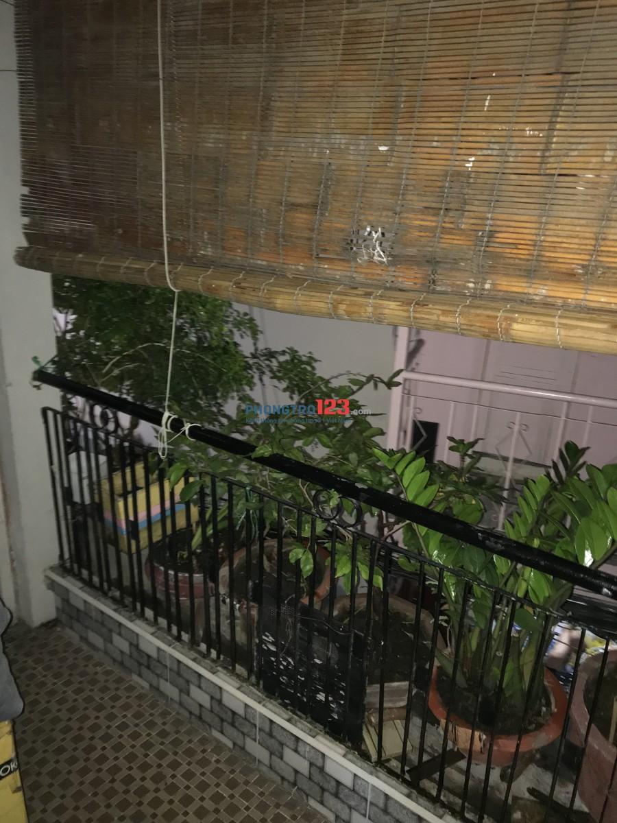 Phòng trọ đường Trần Huy Liệu, Phú Nhuận, dt 11m-16m, giá 1tr7-2tr. LH: 0938456138