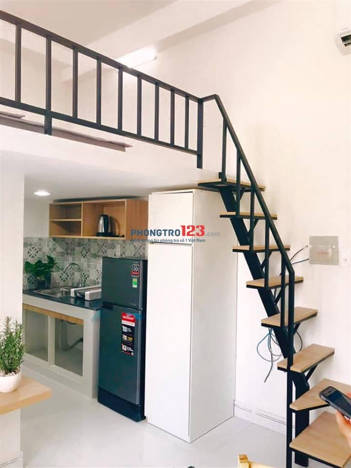 Căn hộ chung cư mini mới xây có gác - nội thất đường Quang Trung, Gò Vấp