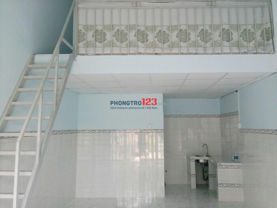 Phòng trọ đẹp,rộng rãi, an ninh 44m2 đường Lê Đức Thọ, Gò Vấp