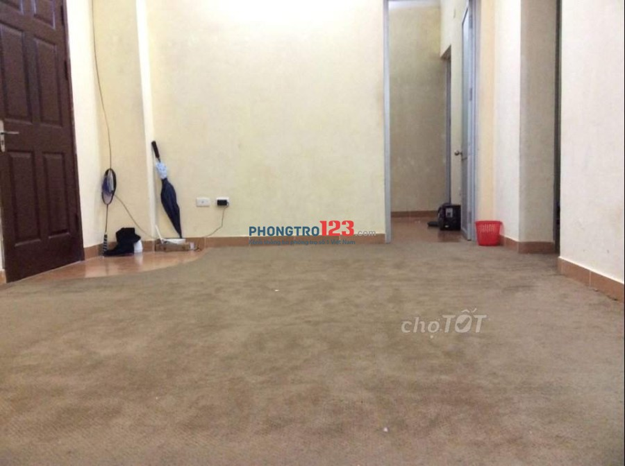 Chính chủ cho thuê căn hộ đẹp tiện ích, giá hợp lý tại chung cư B6A Nam Trung Yên, Cầu Giấy