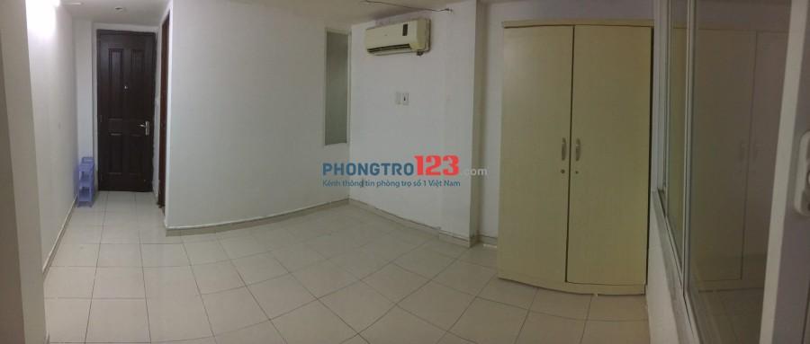 Phòng trọ cho thuê tại khu Bàu Cát, Tân Bình, giá chỉ 3tr5