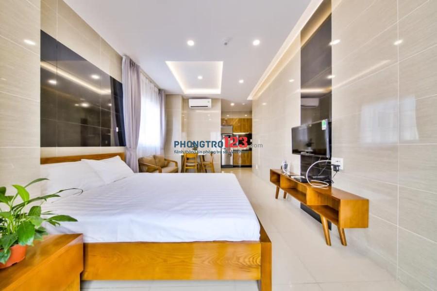 Cho thuê phòng đầy đủ tiện nghi, an ninh, đường Xô Viết Nghệ Tĩnh, quận Bình Thạnh