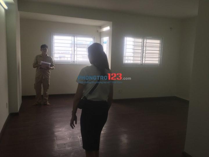 Căn hộ 40m chung cư Ehomes Phú Hữu, Quận 9