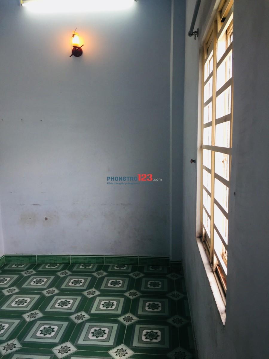 Phòng trọ lầu 2 nhà nguyên căn Q.Tân Bình