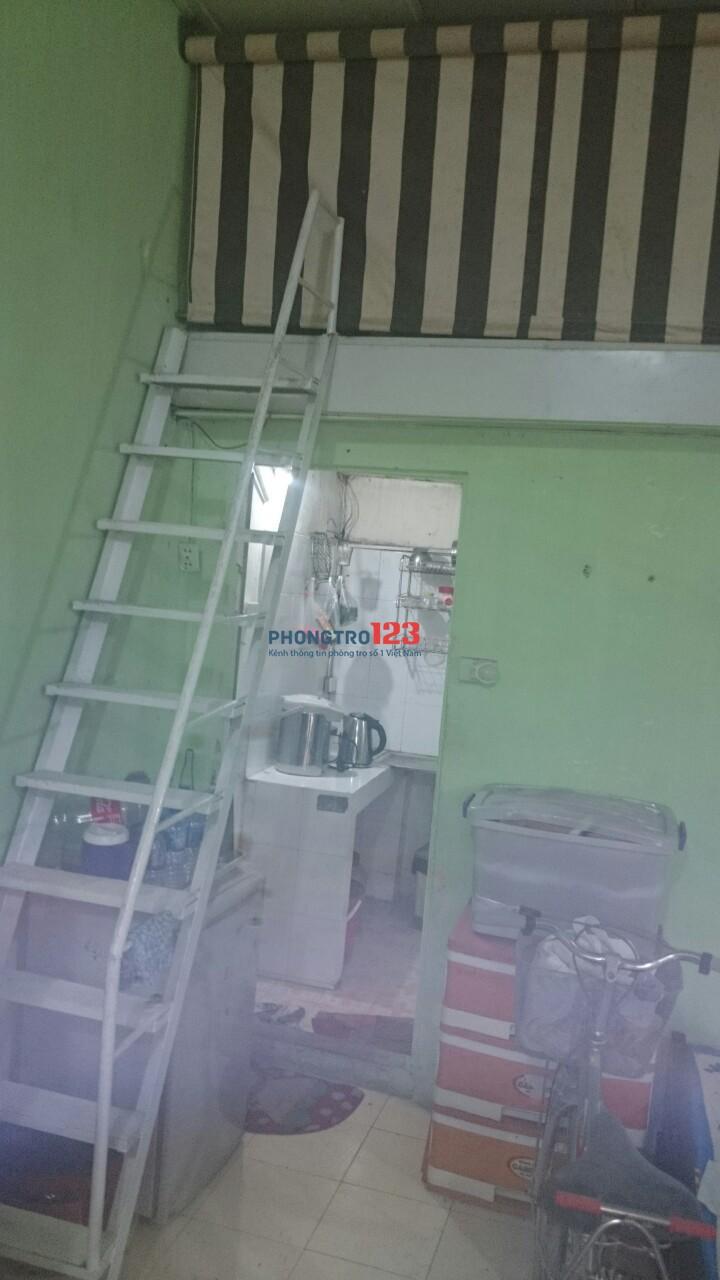 Cho thuê căn hộ tập thể 30 m2, 76 Nguyễn CHí Thanh, Đống Đa, Hà Nội