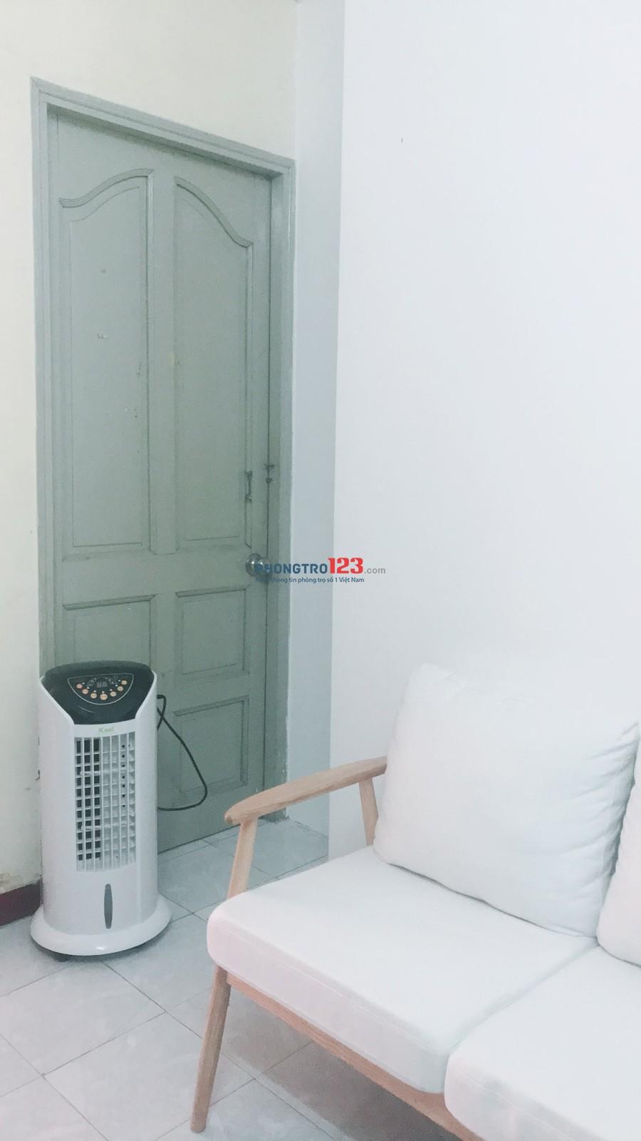 Cho thuê phòng mới, sạch đẹp, đường Tản Đà, quận 5