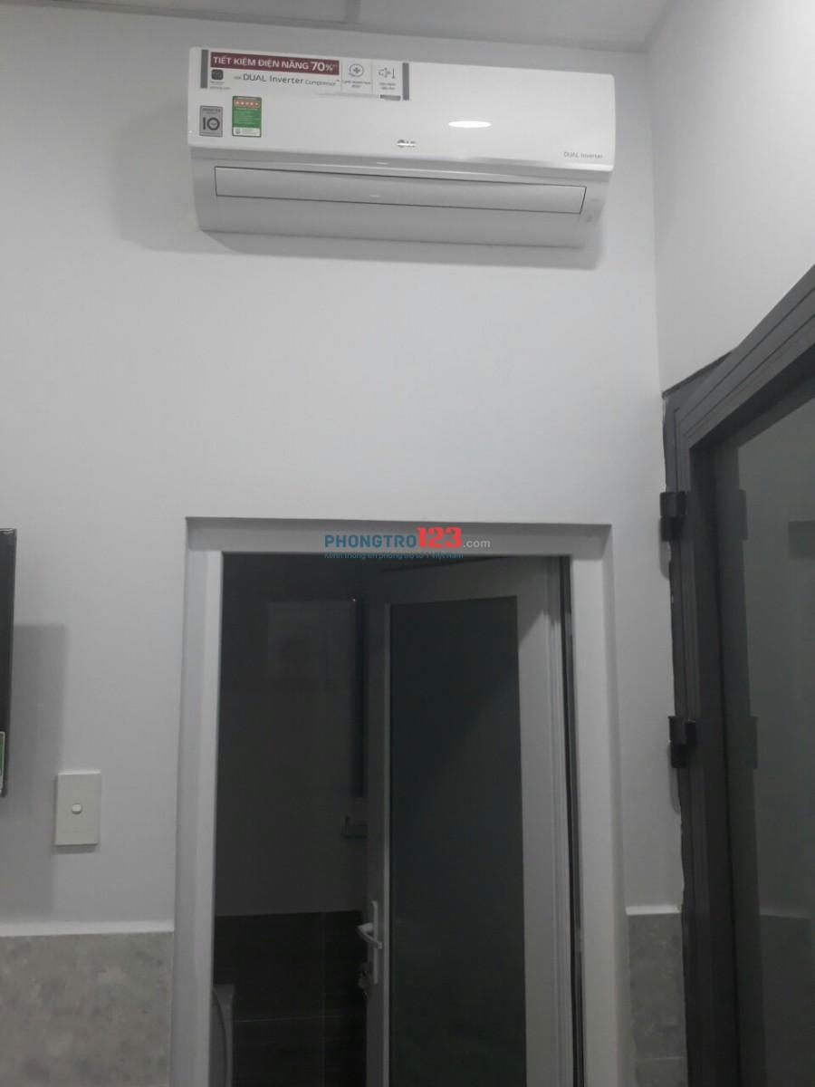 Phòng full nội thất- số 33 Lý Phục Man- Q.7- mới đẹp - giá 4tr/tháng