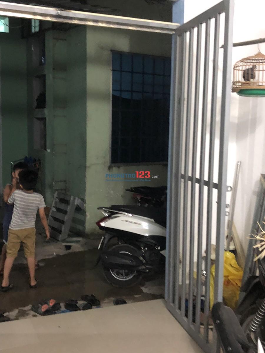 Cho thuê nhà nguyên căn 50m2, Ngã 5 Vĩnh Lộc, Bình Chánh