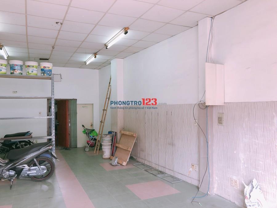 Cho thuê mặt bằng 1191 Phạm Thế Hiển, P.5, Q.8 có toilet riêng giá 8tr/tháng. LH: Mr Chính
