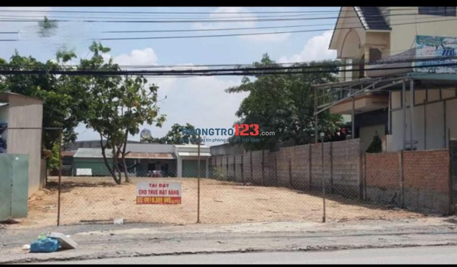 Cho thuê đất MT số 1079 đường 768, ấp 5, xã Thạnh Phú, huyện Vĩnh Cửu, Đồng Nai. LH: A Việt