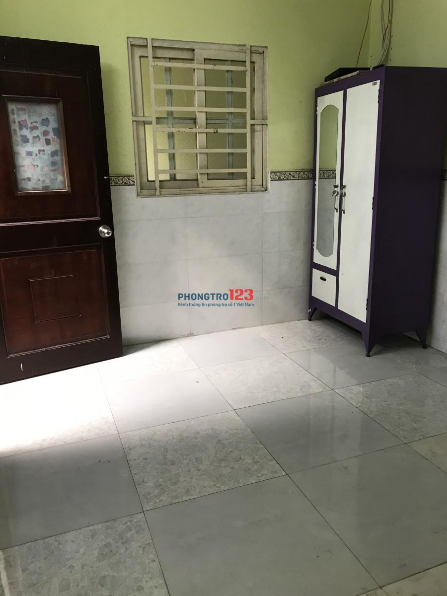 Cho thuê phòng có gác tầng trệt 40m2 giá rẻ 102/65/26 Lê Văn Thọ p11 Gò Vấp