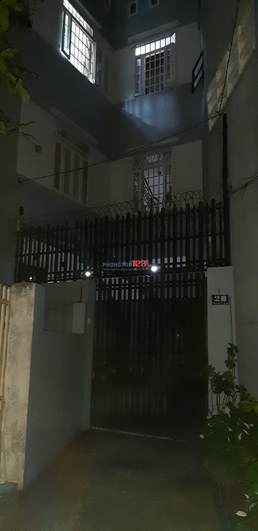 Cho thuê phòng gần chợ Tân Bình