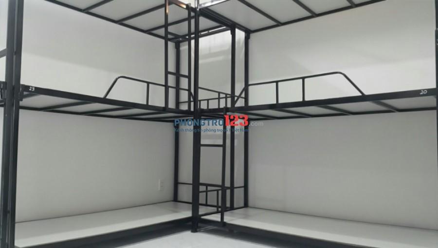 Phòng ktx máy lạnh 700k /tháng ngay Maximax Cộng Hòa