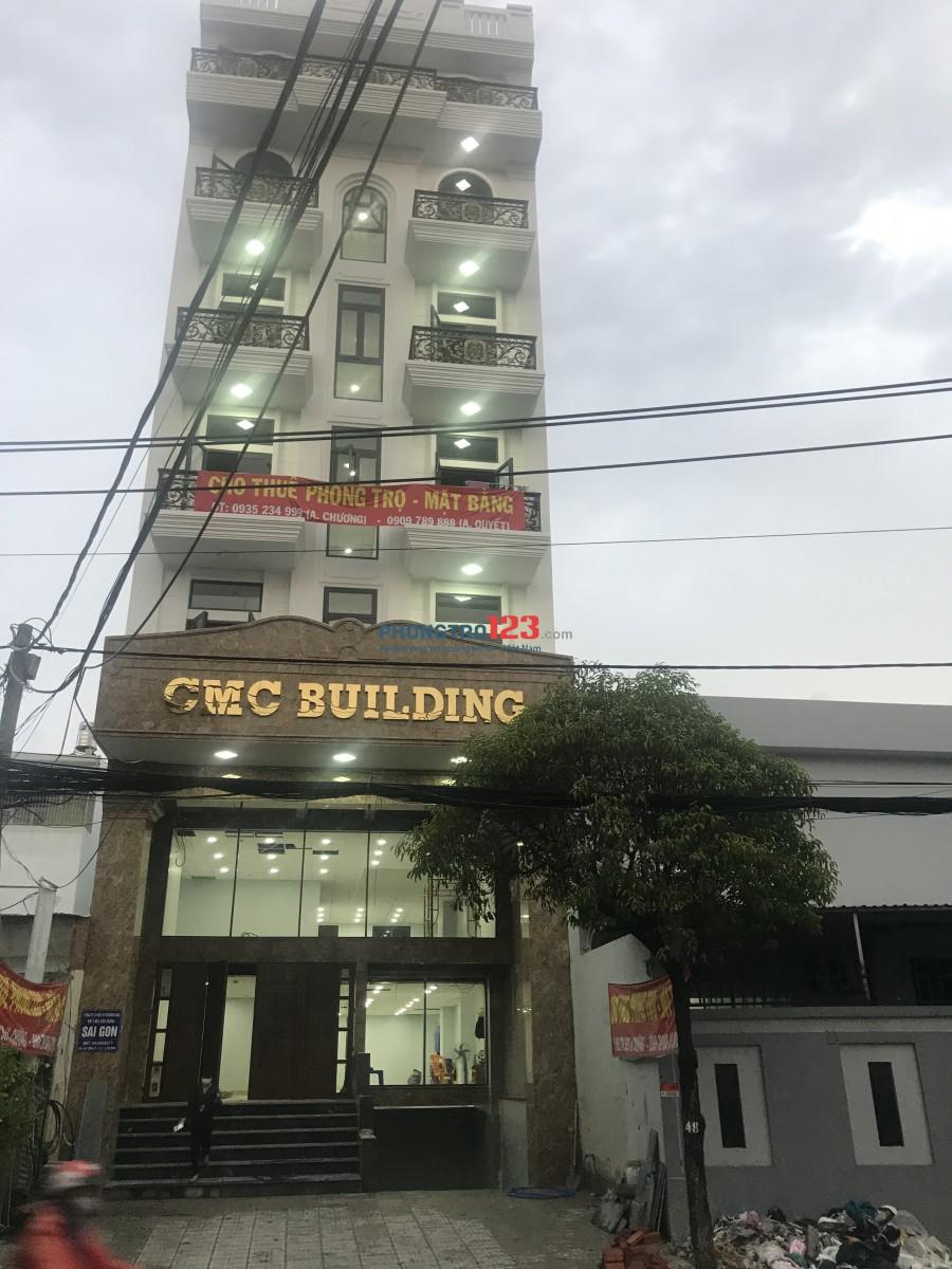 Cho thuê phòng trọ full nội thất mới xây, Tân Bình