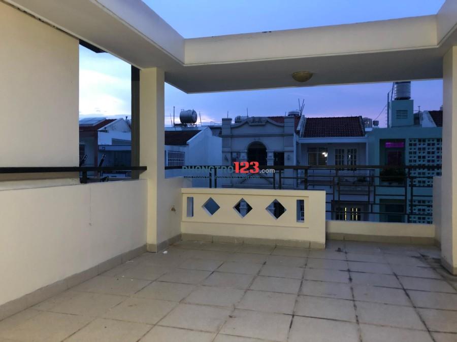 Phòng 15m2 nội thất như hình có sân riêng rộng gần Metro Q.2, giá 3tr5