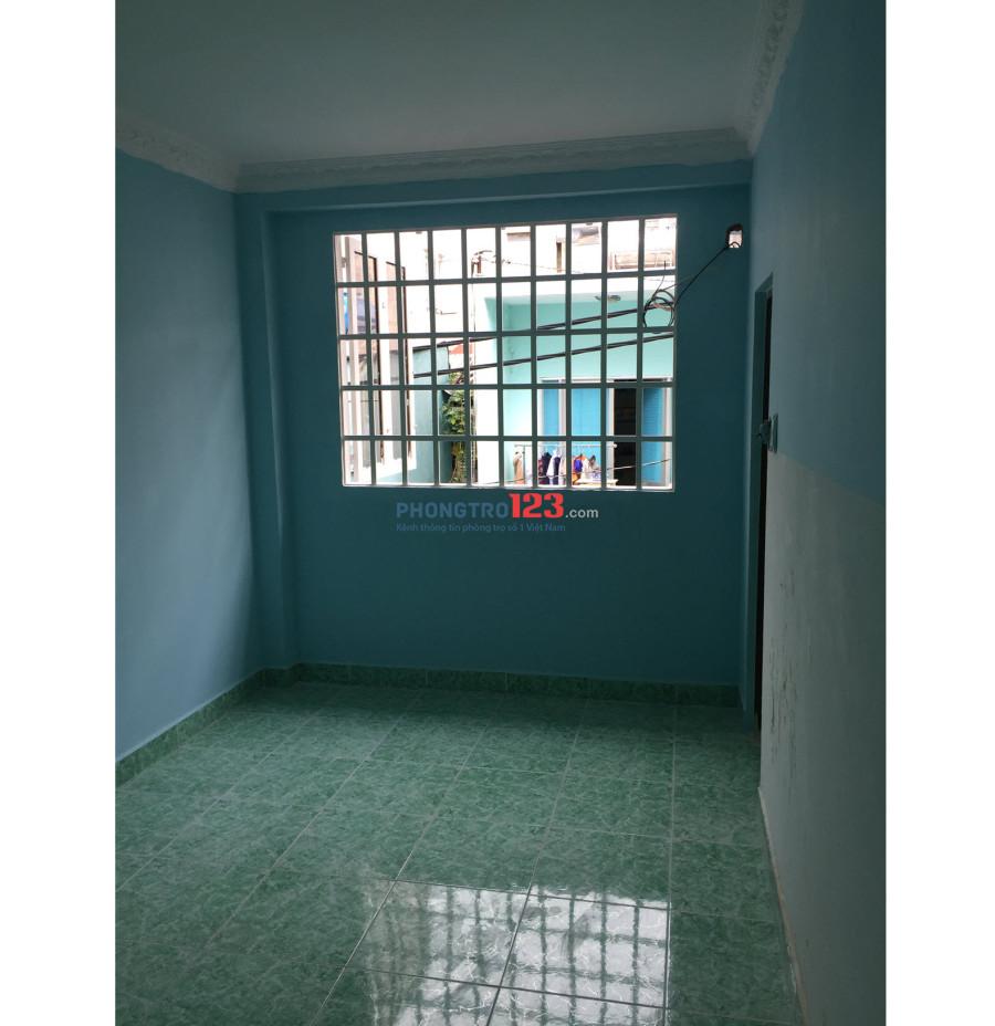 Phòng trọ 12m2 hẻm Hoàng Diệu an ninh, yên tĩnh thuận tiện đi lại các quận giá 2triệu