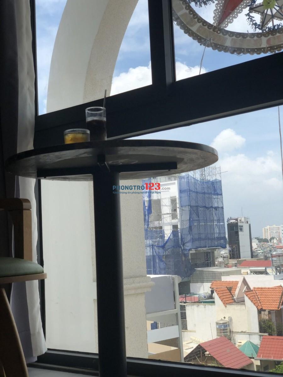Cho thuê căn hộ cao cấp an ninh cao quận Phú Nhuận gần khu chung cư A2 Phan Xích Long