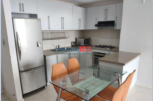 Cho thuê căn hộ Botanic Towers Nguyễn Thượng Hiền