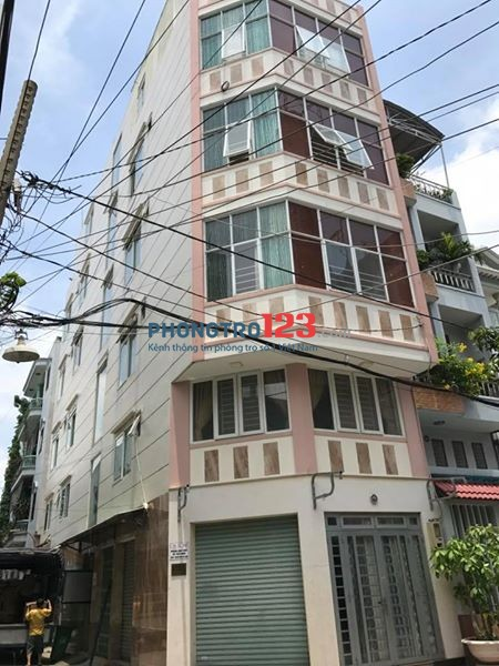 Phòng ở ghép Nam mới xây, giá rẻ nhưng chất lượng quận Tân Bình