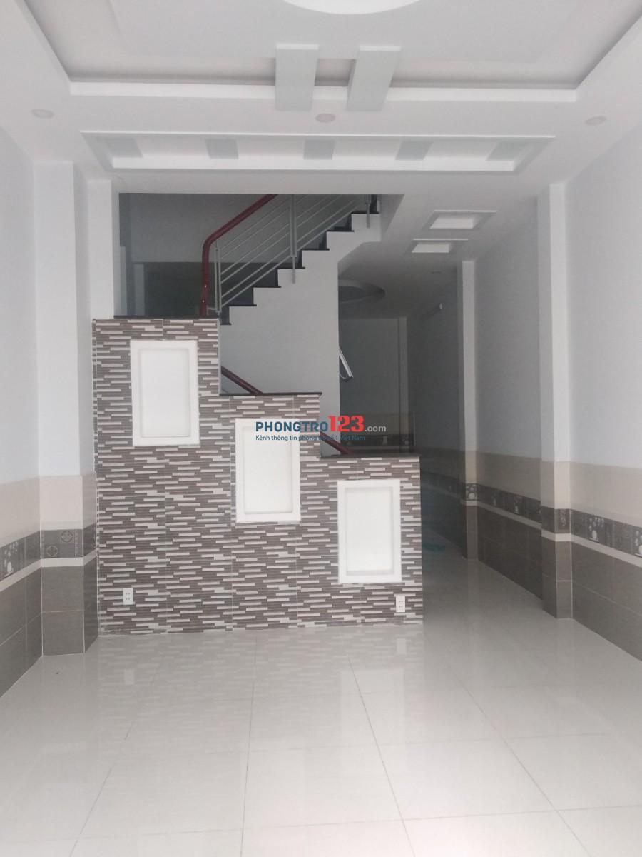 Cho thuê phòng giá rẻ đường Phạm Văn Bạch - Q.Tân Bình