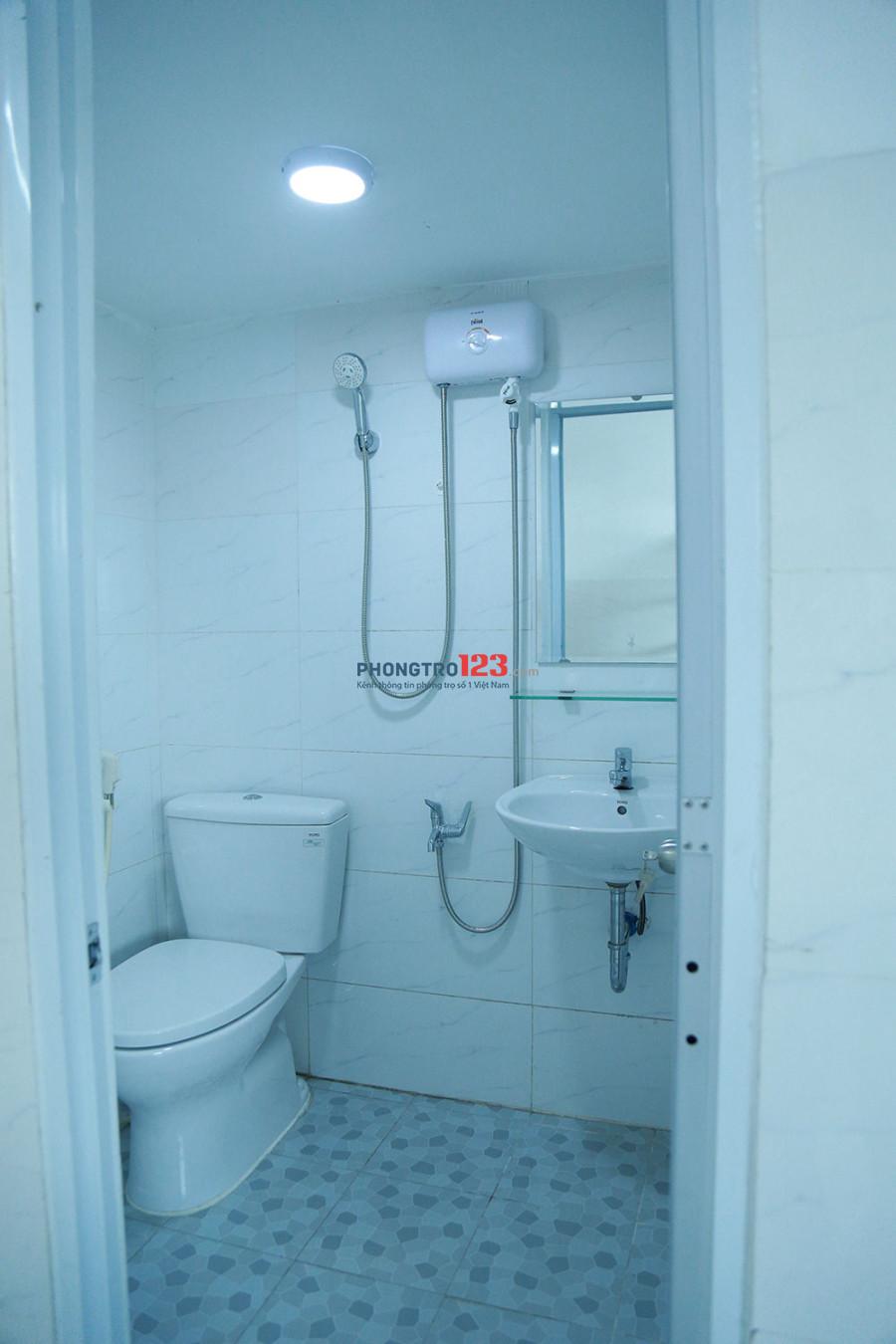 Phòng trọ cao cấp trung tâm Q7 - Bao phí giặt đồ suốt thời gian ở