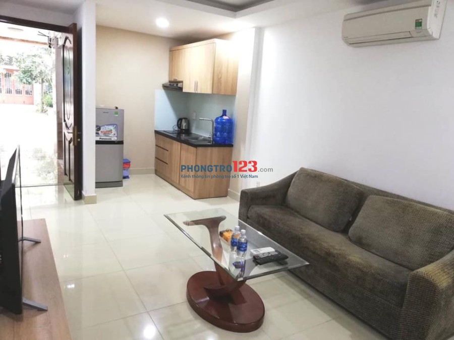 Căn hộ dịch vụ 1PN - full nội thất tại Phú Mỹ Hưng Q.7