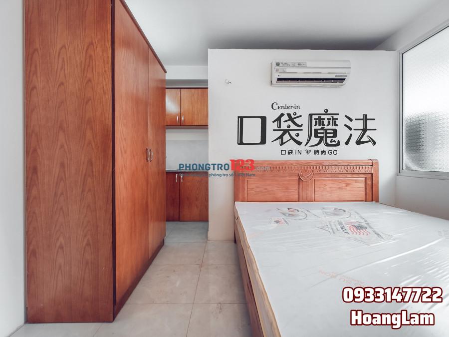 Phòng cho thuê 4tr500-5tr000 Đồng Đen, P.14, Q.Tân Bình