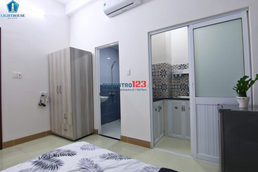 Cho thuê studio 27m2 mới toanh gần Bến Xe miền đông
