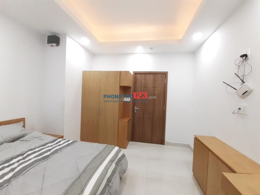 Cho thuê Căn hộ tại Phú Nhuận cao cấp, đẳng cấp, nội thất mới cao cấp khu an ninh cao