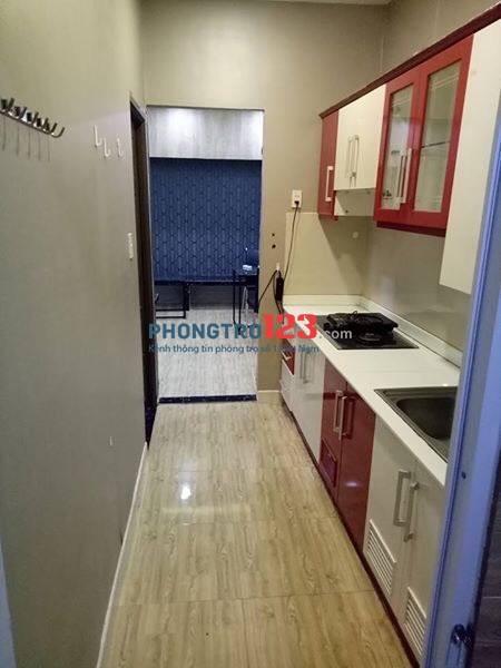 Cho thuê căn hộ cao cấp quận 3 khu an ninh cao gần thuận tiện đi lại các quận trung tâm thành phố