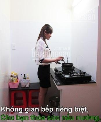 Cho thuê căn hộ cao cấp quận 1 ngay chợ Tân Định bờ kè Hoàng Sa Cầu Kiệu an ninh tốt