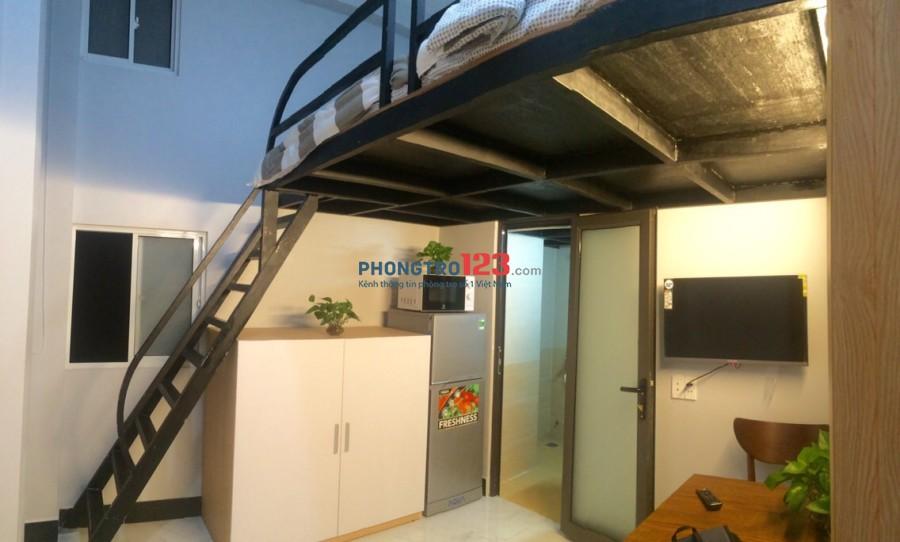 Cho thuê căn hộ đầy đủ tiện nghi quận Phú Nhuận tại Phan Xích Long khu an ninh cao cấp