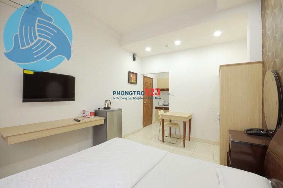 Cho thuê căn hộ cao cấp an ninh tốt quận 10 tại Trần Minh Quyền ngay nhà hát Hoà Bình